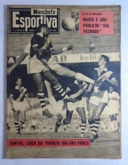 Revista Manchete Esportiva Pele Num 178 Ano 1959