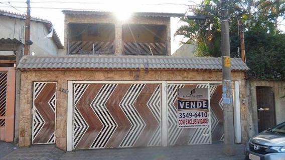 Assobradada Para Venda No Bairro Vila Talarico, 4 Dorm, 1 Suíte, 7 Vagas, 420 M - Referência - Ca0216 - Ca0216