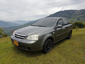 Chevrolet Optra Sedán