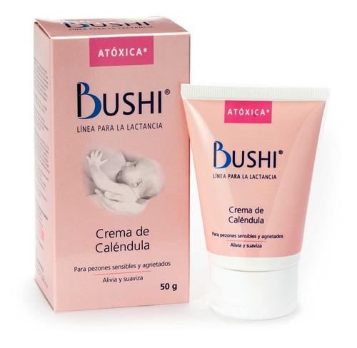 Crema De Calendula Bushi 50 Grs