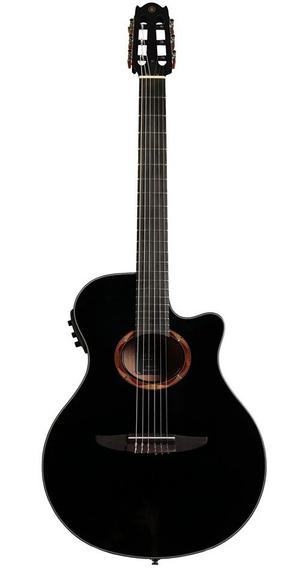 Guitarra Electroacústica Yamaha Ntx700 Bl Black Negra Nueva