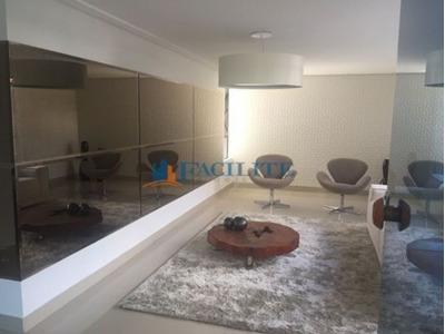 Oportunidade! Apartamento Na Melhor Localização De Manaíra, Com 2 Varandas - 1725
