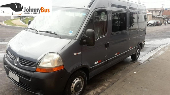 Renault Master 2.3 Executive L3h2 - Ano 2009/10 - Johnnybus