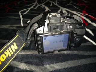 Cámara Fotográfica Profesional Nikon D3200