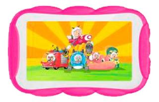 Tablet Unnic Uctk02 Kids 7 Rosa Con Funda