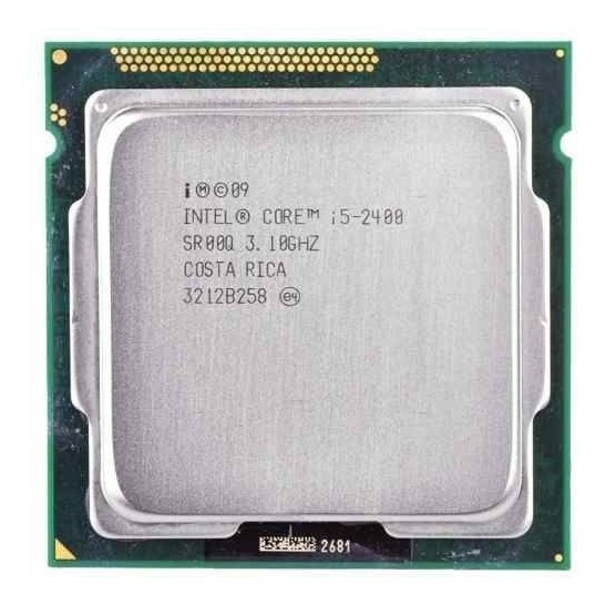 Processador Core I5 2400 Socket 1155 - 3.1 Ghz 2º Ger.