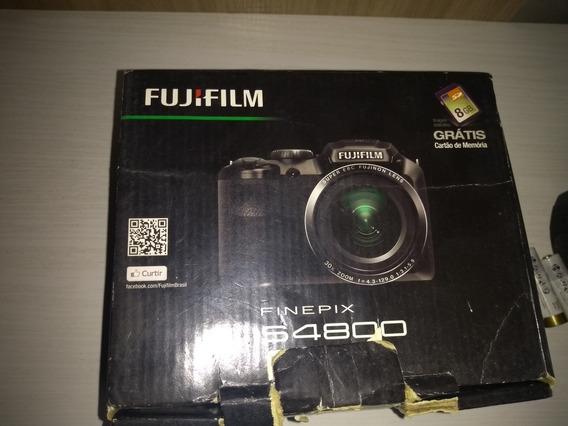 Máquina Fotográfica Fugifilm