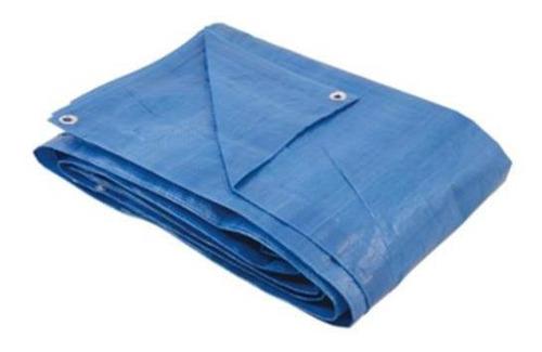 Lona Polietileno Azul 6 X 4m - 954