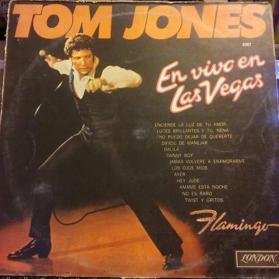 Tom Jones Lote 3 Discos X 200 Todos Promedio 8 Puntos