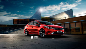 Kia Rio New Cerato Sedan 2017