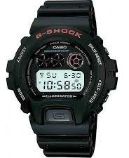 Promoção Relógio Casio G-shock Digital Dw-6900-1vdr Original