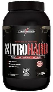Nitro Hard 907g Chocolate C/amendoim Integralmedica