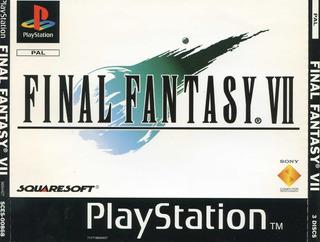Final Fantasy Vii Ps3 Original Entrega Inmediata