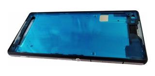 Aro Lateral Xperia Z2 Botoes D6502 D6503 D6543 Original