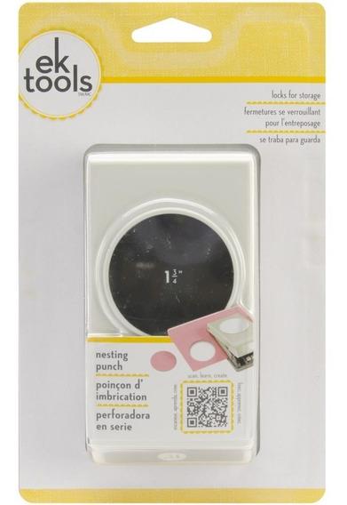 Perforadora Papel Ek Circulo 1.75 Scrapbook Manualidades