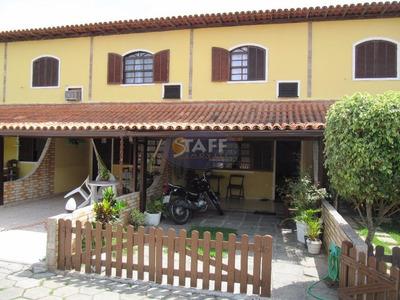 Casa Com 2 Dormitórios À Venda - Célula Mater - Cabo Frio/rj - Ca0755