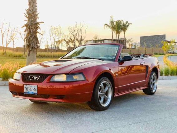 Ford Mustang 4.6 Gt Base At 2002