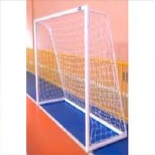 Rede Oficial Fio 3 (nylon) Para Futsal 3m - Par
