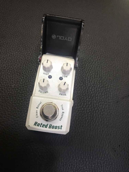 Pedal Joyo Rated Boost