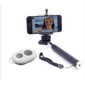 Bastao Retratil Selfie Monopod C/ Controle Bluetooth