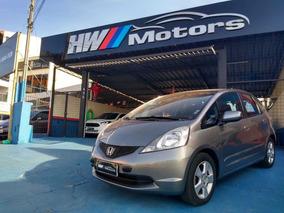 Honda / Fit Lx Ano 2009 Financia 100%