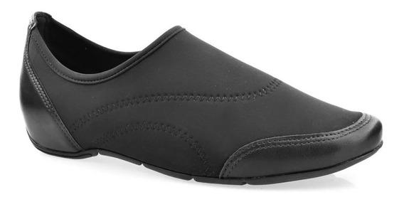Sapato Joanetes Diabetes Salto Interno Comfortflex 1946303