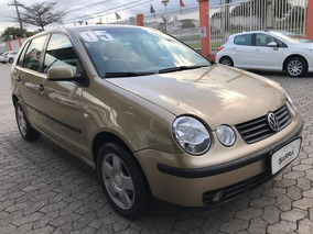 Volkswagen Polo Hatch 1.6 8v(city) 4p 2005