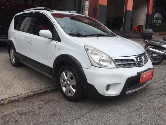 Nissan Livina 1.8 Automática Flex 2014 X-gear
