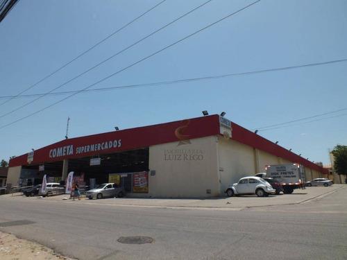 Lj2096 - Aluga Loja No Cometa Da Cidade Dos Funcionários Da José Leon, Sem Taxa De Condomínio - Lo0099