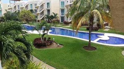 Cad Marina Diamante First 3. Condominio Con Alberca, Lago Y Restaurante