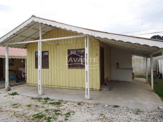 Casa No Boqueirão Com 2 Dormitórios, 1 Vaga - 50m² - Ca0086 - Ca0086