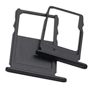 Bandeja Sim Chip Original Nokia 3 Negro Micro Sd