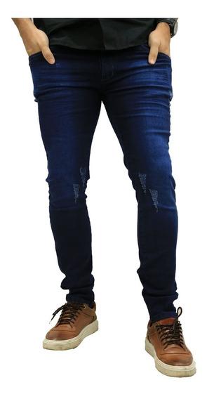 Calça Jeans Masculina Skinny Slim Promoção Menor Preço *81