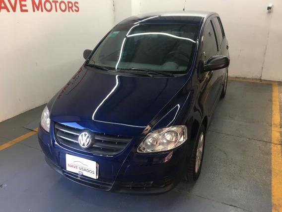 Volkswagen Fox Trendline 5ptas 2009 Azul Ijt