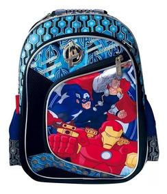 Mochila Avengers Espalda 16p Marvel - Sharif Express 072