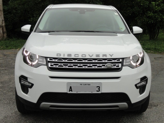 Land Rover Discovery Sport Hse 15/15 7 Lugares 53.000 Kms.