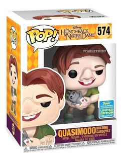 Funko Pop Quasimodo 574 Disney Exclusivo Orig Scarlet Kids
