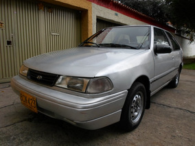 Hyundai Excel 1993 Coupe