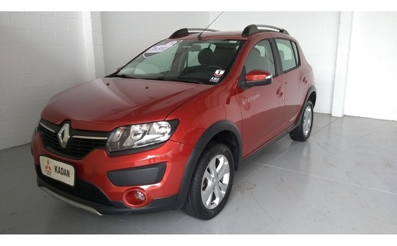 Sandero 1.6 Stepway 8v Flex 4p Manual 140000km