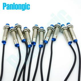 Sensor De Proximidade Dc6-36v Pnp No Normalmente Aberto