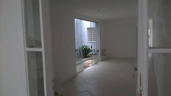 Sobrado Com 3 Dormitórios Para Alugar, 230 M² Por R$ 4.000,00/mês - Mooca - São Paulo/sp - So0210