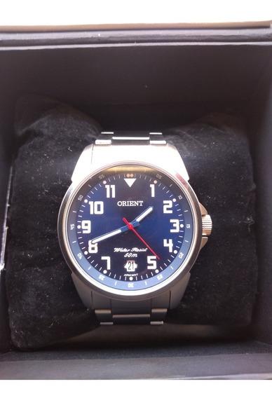 Relógio Orient 50m Original Novo Na Caixa Com Garantia.