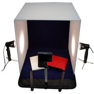 Bluedot Trading Medium Photobox Tabletop Studio Light Juego