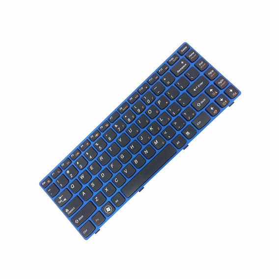 Teclado Original Lenovo Ideapad Z470 Z470a - Mp-10a13us-6864