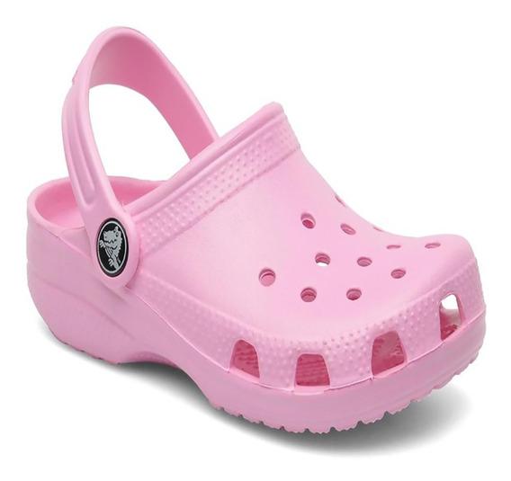 Crocs Classic Kids - Zuecos Para Niños