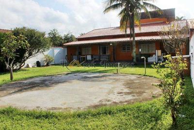 Casa Com 2 Dorms, Bopiranga, Itanhaém - R$ 229.990,00, 285m² - Codigo: 338 - V338