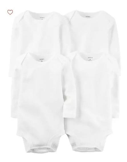 Conjunto Kit Body Carter´s Original Bebê Menino Menina