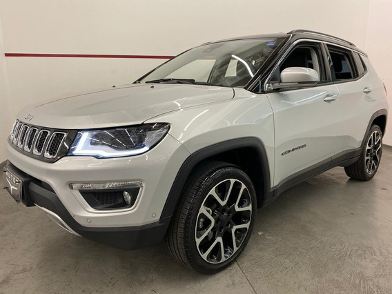 Jeep/compass 2.0 Limited 4x4 Turbo Diesel