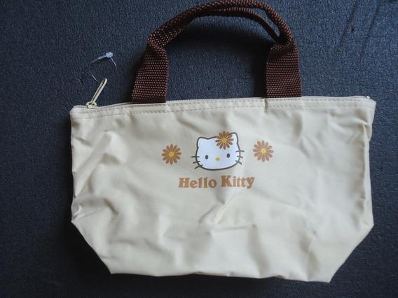 Bolsa Pequena Hello Kitty Impermeável