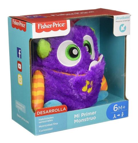 Fisher Price - Mi Primer Monstruo - Fjb04